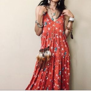Brand new Gypsy maxi dress